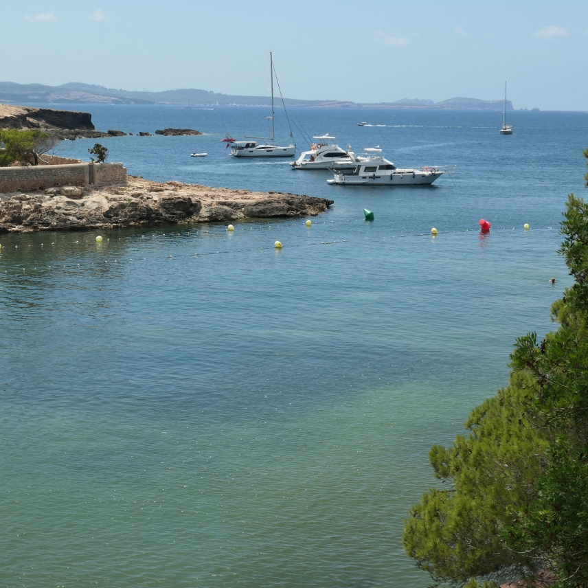 Cala Grasió, Ibiza